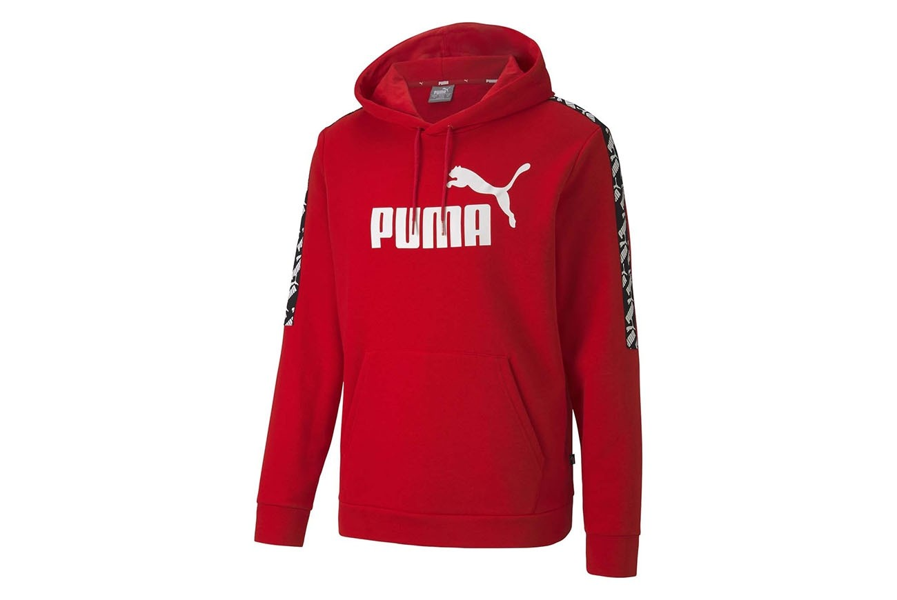 Bluza AMPLIFIED Hoody TR High Risk Red