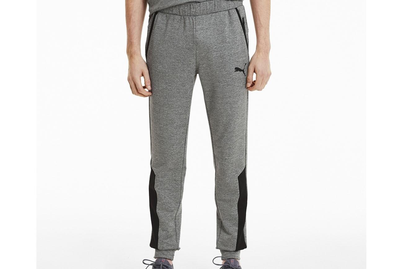 spodnie RTG Knit Pants MediumGray Heath