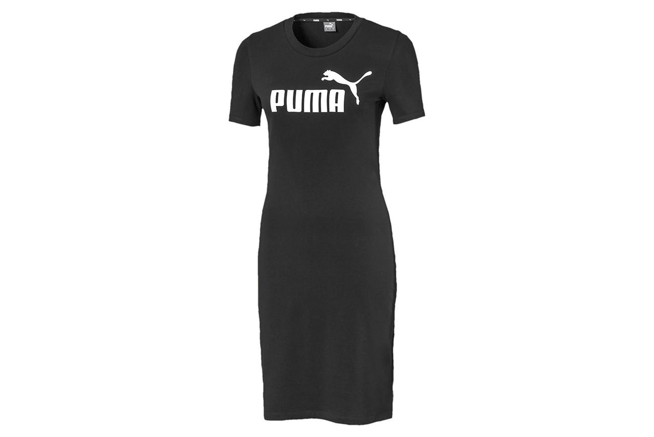Sukienka ESS+ Fitted Dress Puma Black