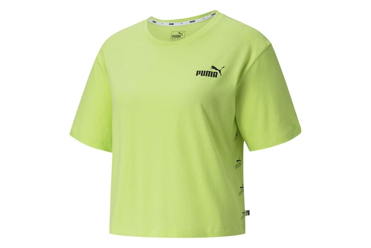 koszulka Amplified Tee Sharp Green