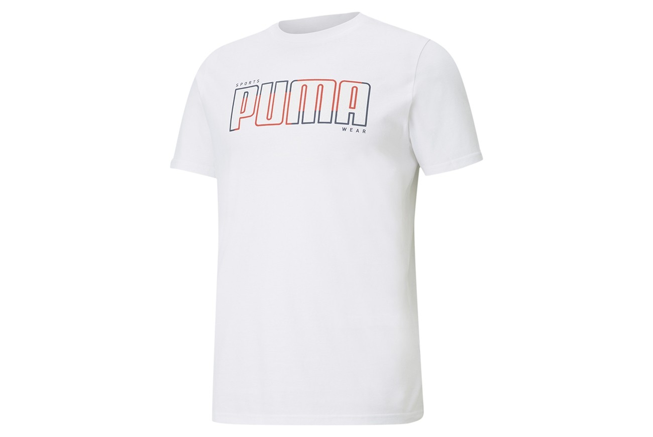 Koszulka ATHLETICS Tee Big Logo Puma