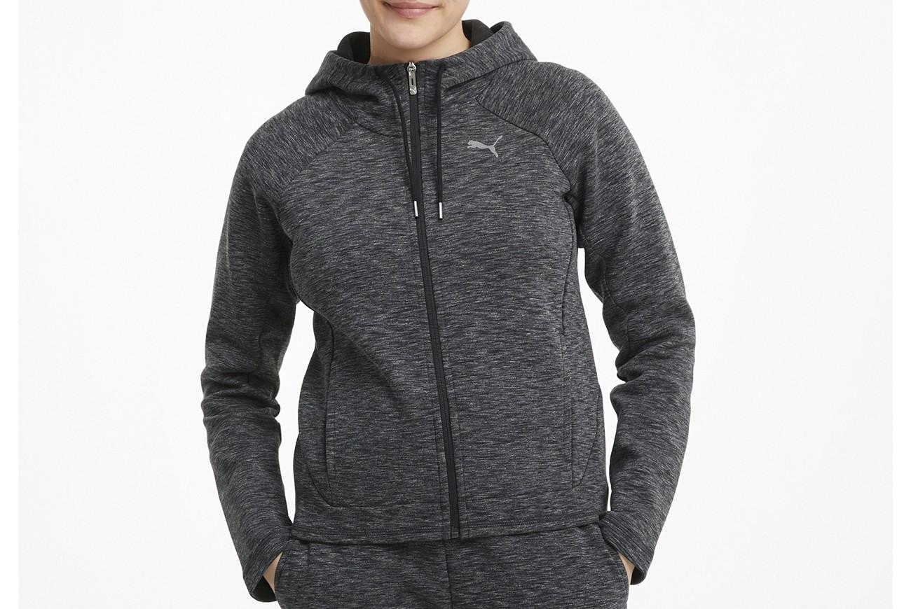 Bluza Evostripe Full-Zip Hoodie Puma