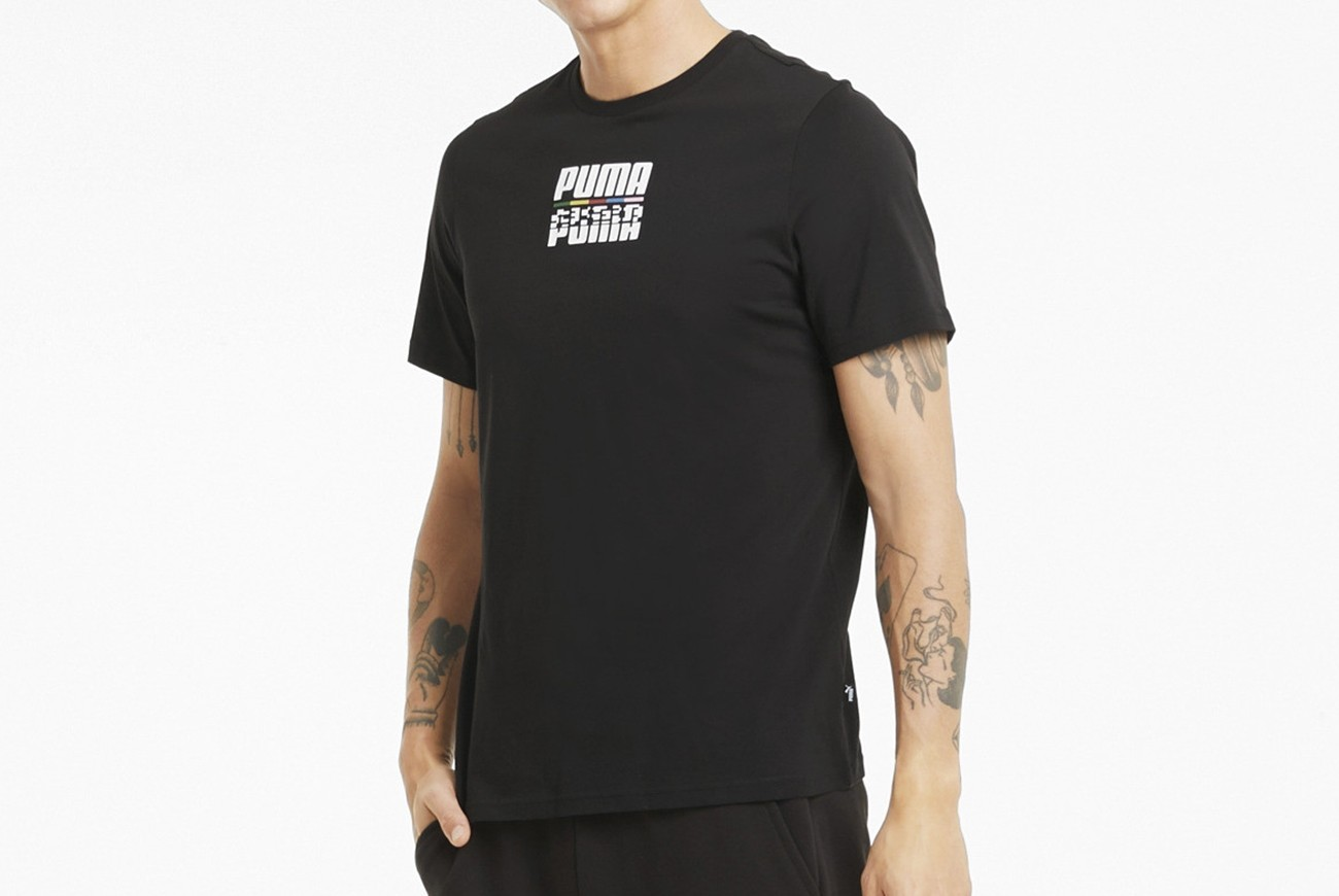 Koszulka PUMA Core International Tee Pum