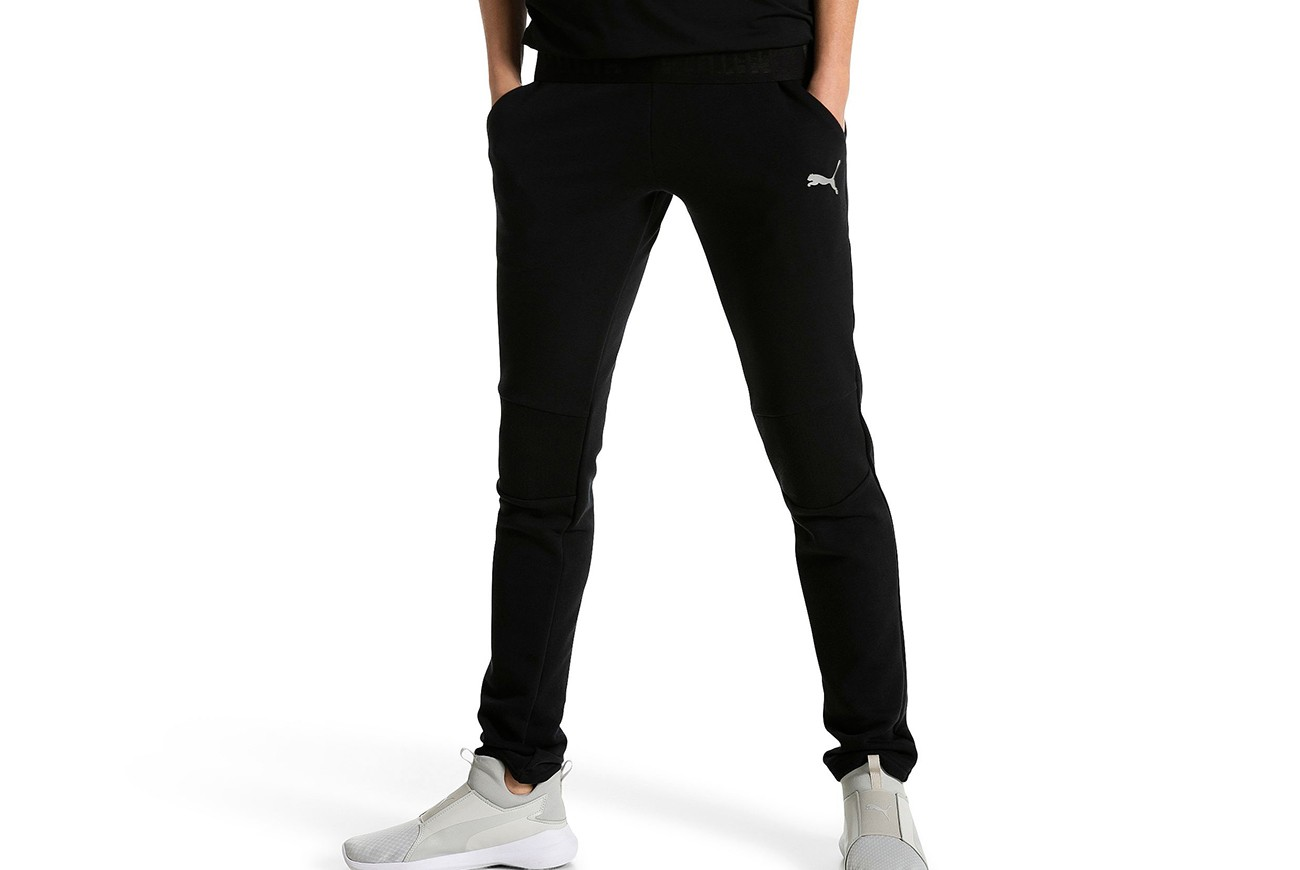 Spodnie SWAGGER Pants W Puma Black