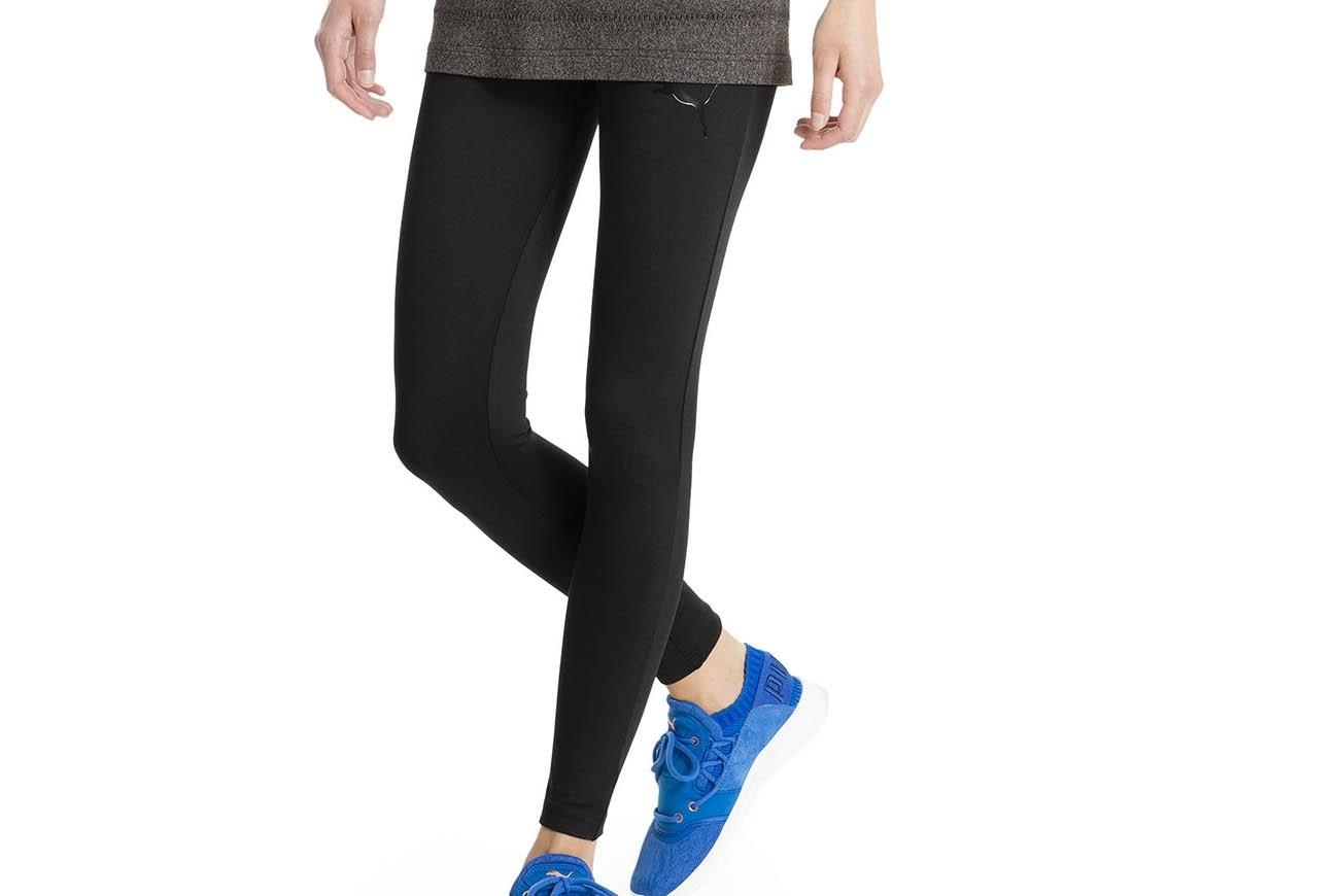 Spodnie ACTIVE ESS Banded Leggings W Puma