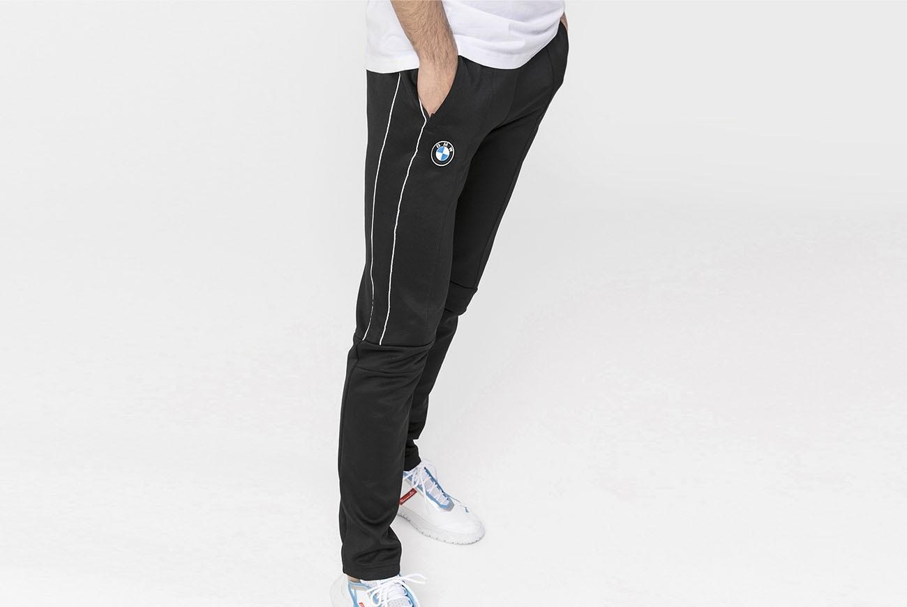 Spodnie BMW MMS T7 Track Pants Puma Black