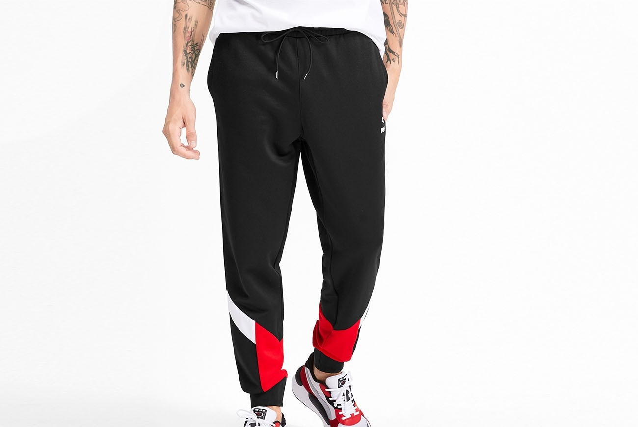 Spodnie Iconic MCS Track Pant CUFF Puma
