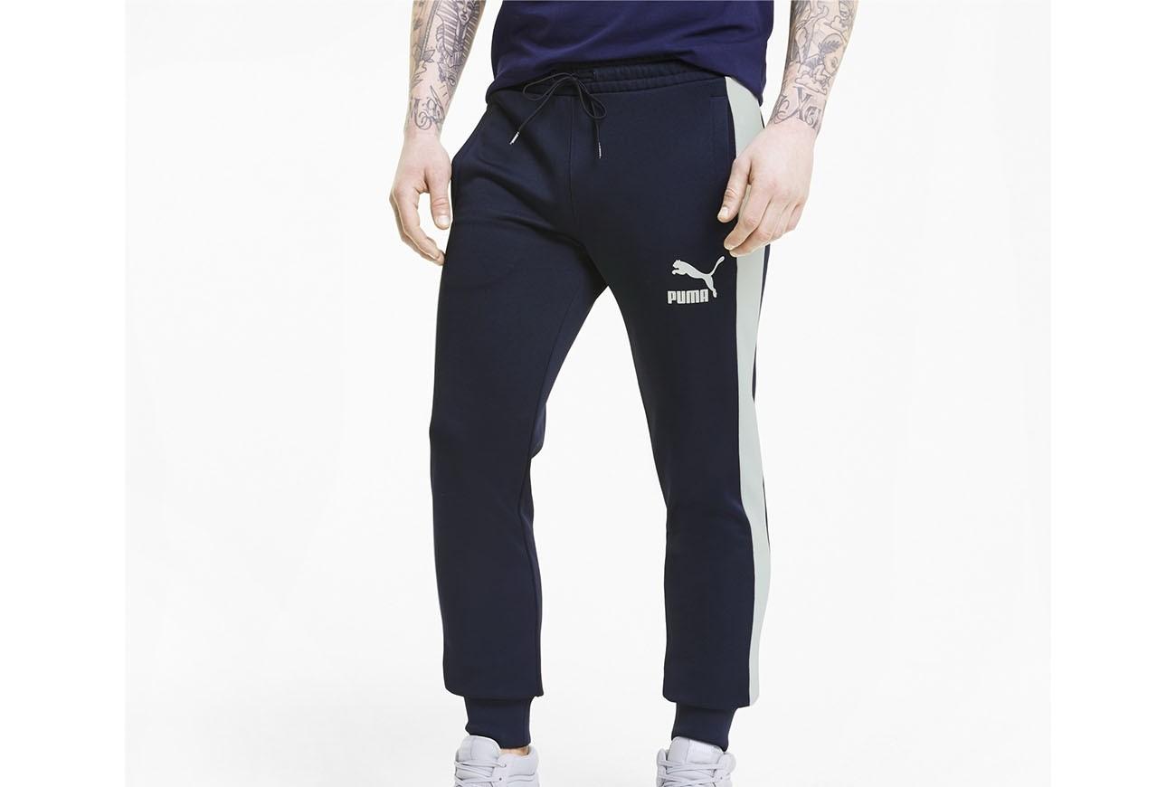 spodnie Iconic T7 Track PantsPT Peacoat