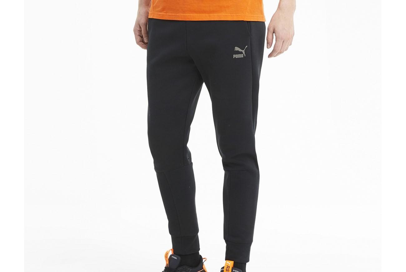 spodnie Classics Tech Sweatpants Puma Bl