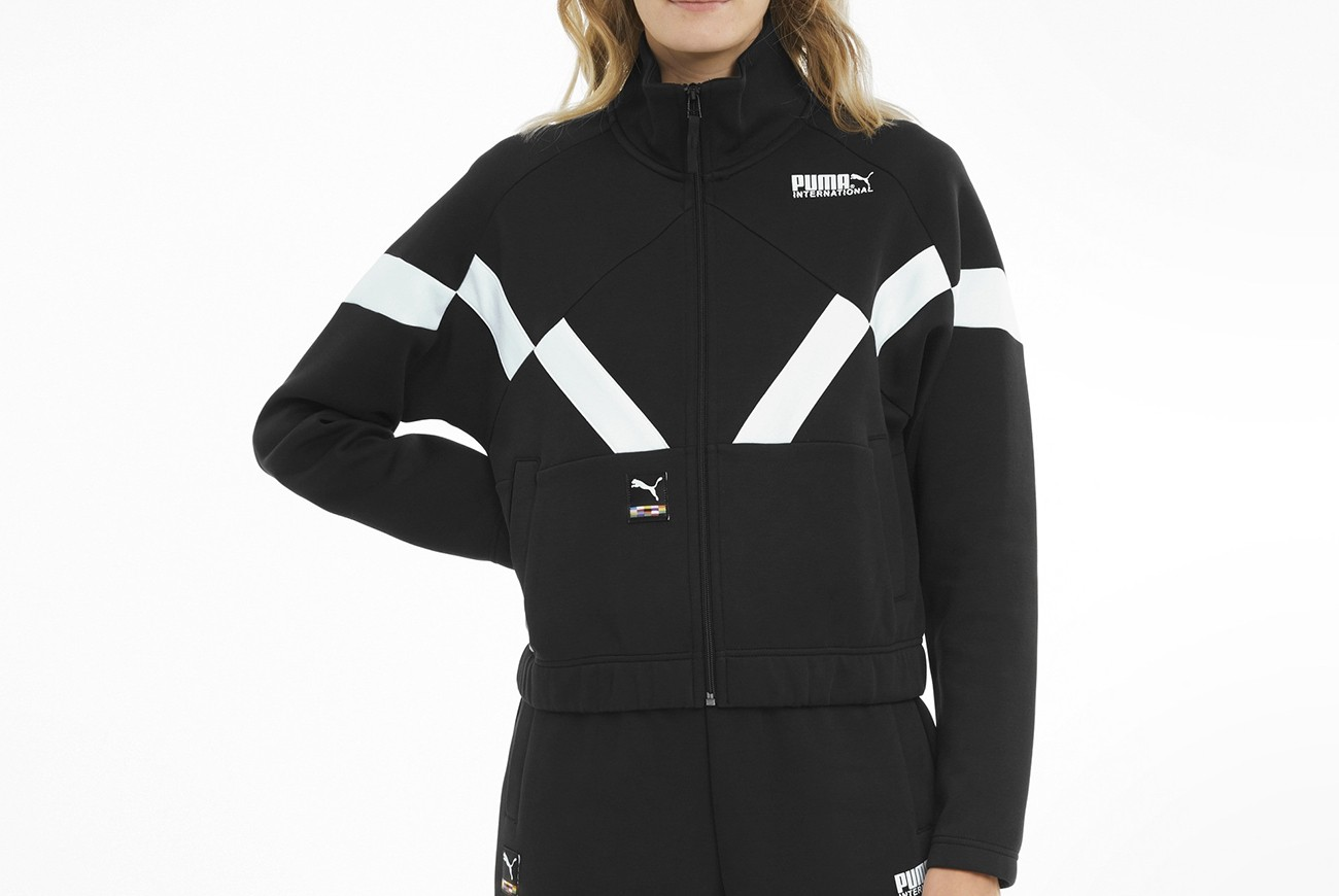 Kurtka PI DBLKNIT Track Jacket Puma