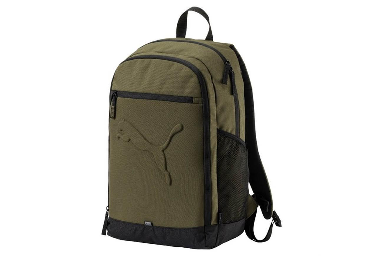 4d0fbd102f9db Plecak PUMA Buzz Backpack Olive Night 7358125