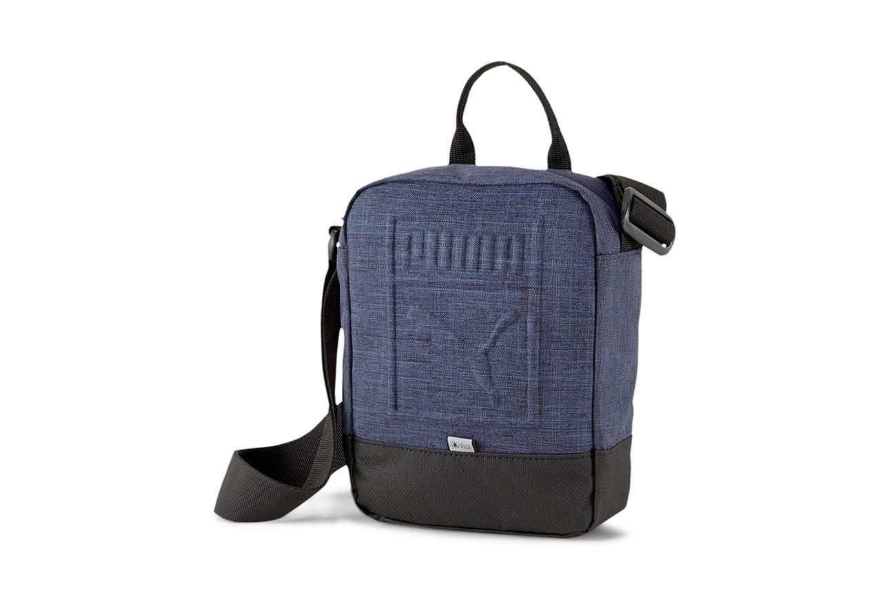 torba PUMA S Portable Peacoat-Heather