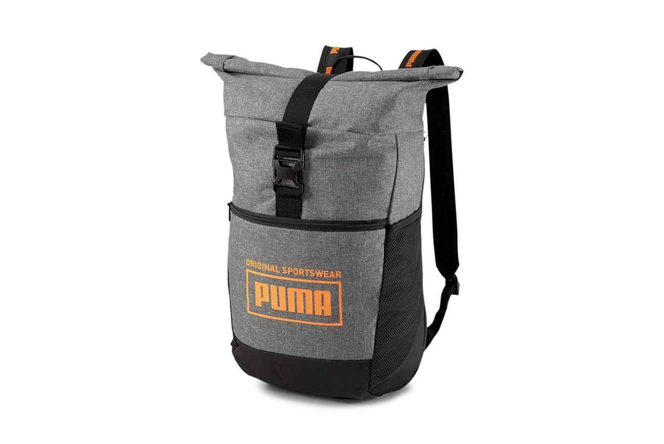 plecak PUMA Sole Backpack Medium Gray He