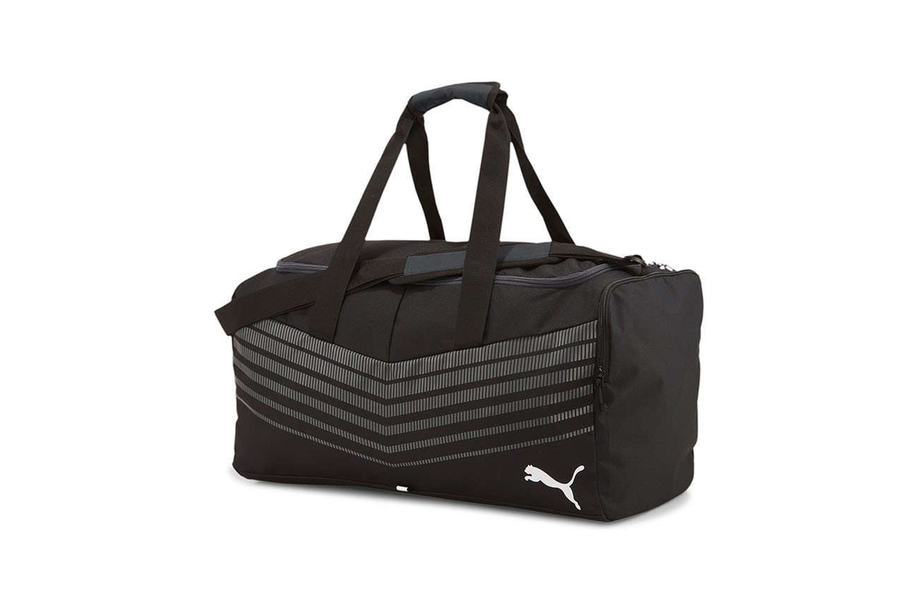 ftblPLAY Medium Bag Puma Black-Asphalt