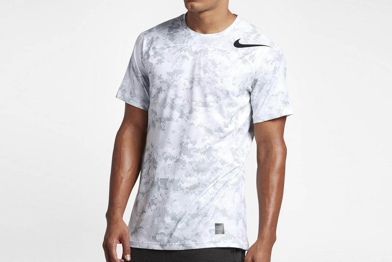 Koszulka M NP HPRCL TOP SS FTTD D CAMO