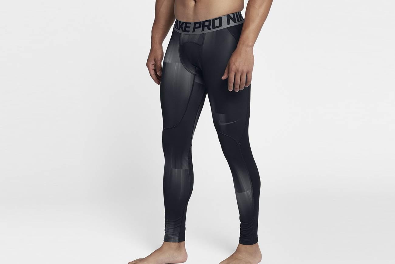 Spodnie M NP HPRWM TGHT AOP