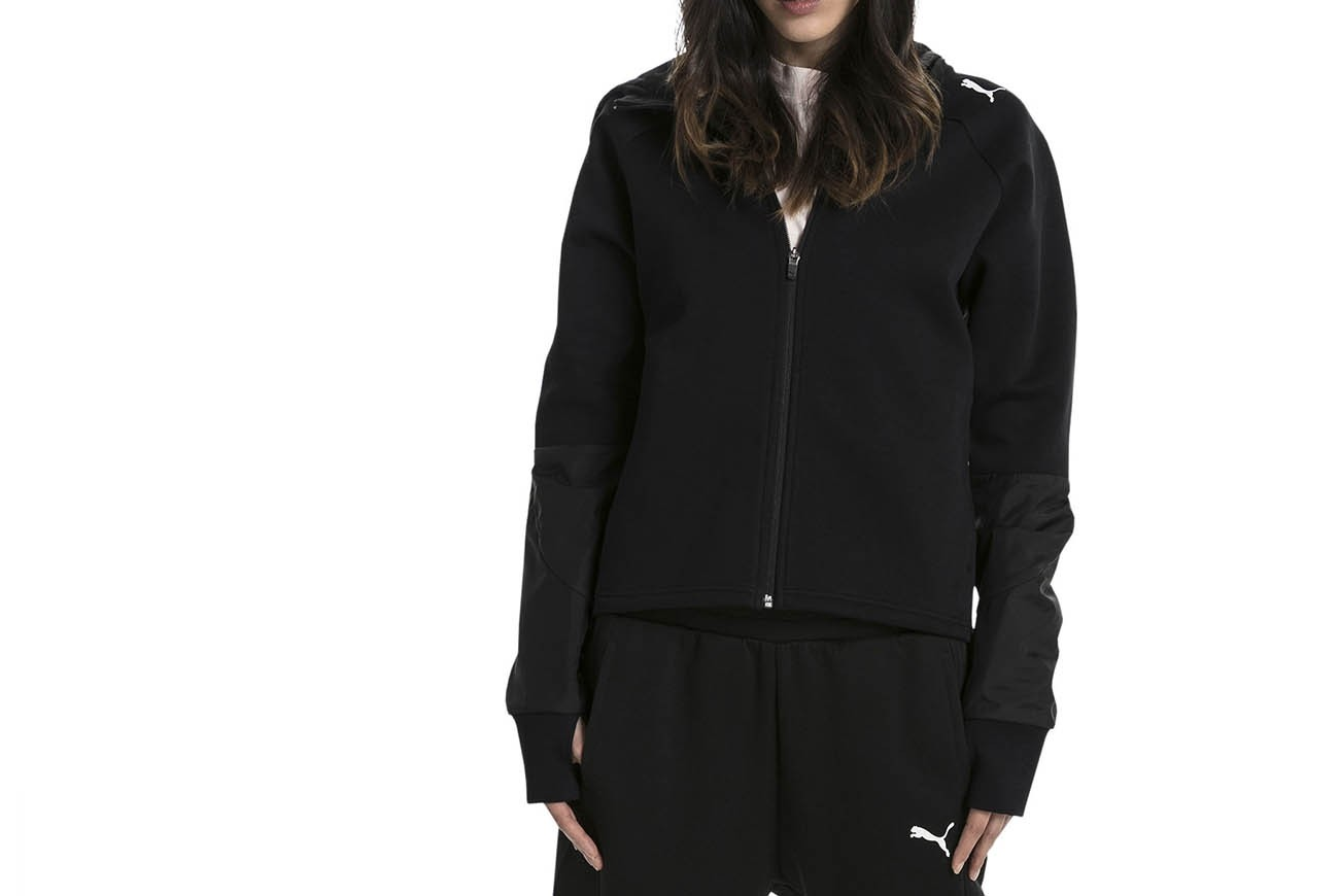 Bluza EVOSTRIPE FZ Jacket