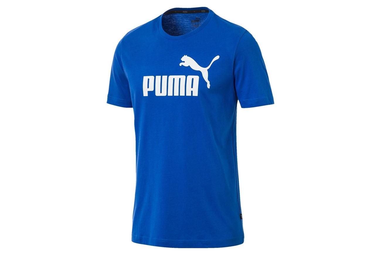 Koszulka ESS Logo Tee Puma Royal
