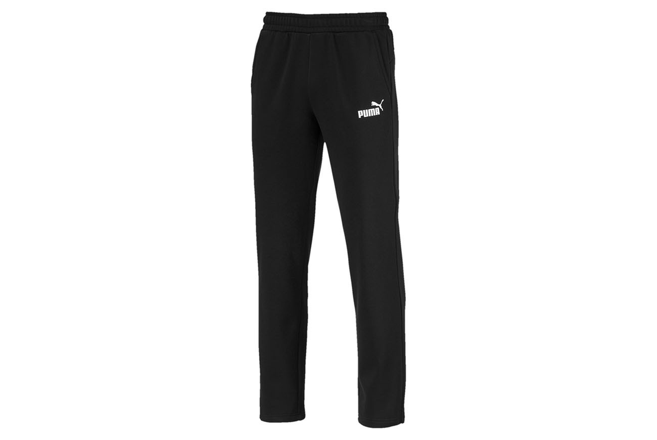 SPODNIE ESS Logo Pants FL op Puma Black