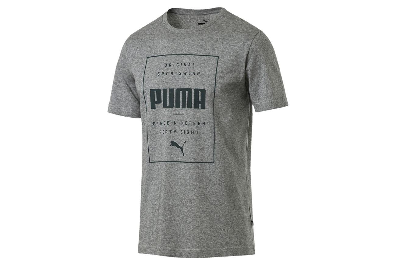 Koszulka Box PUMA Tee