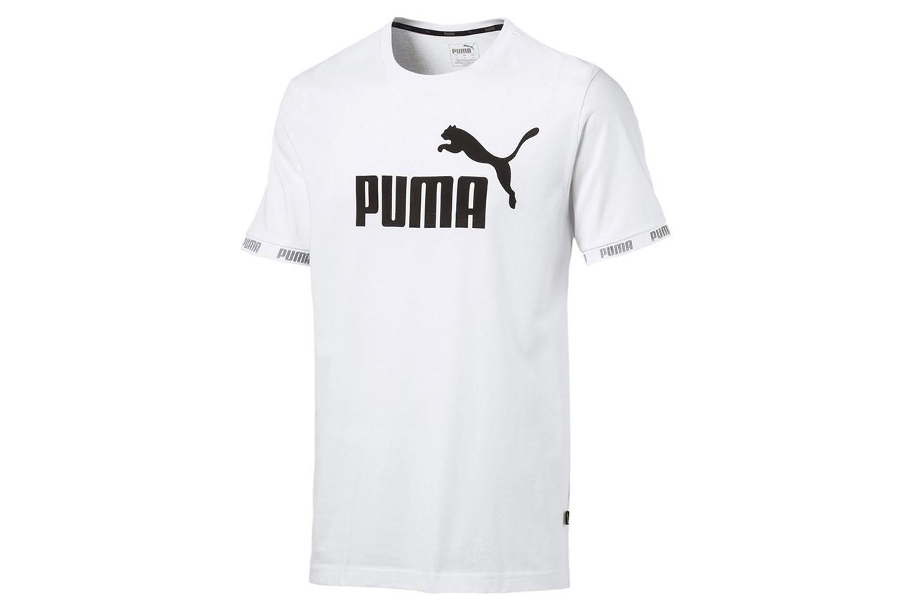 Koszulka Amplified Big Logo Tee Puma