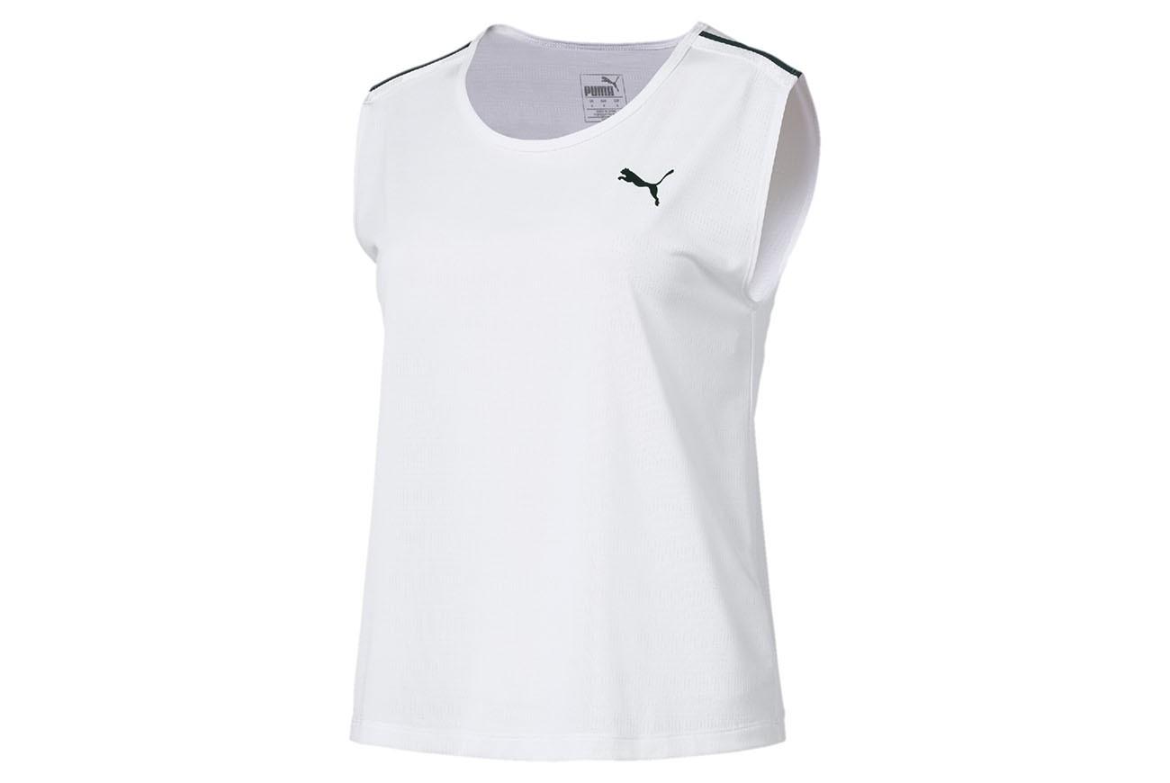 Koszulka Soft Sports Tank Puma White