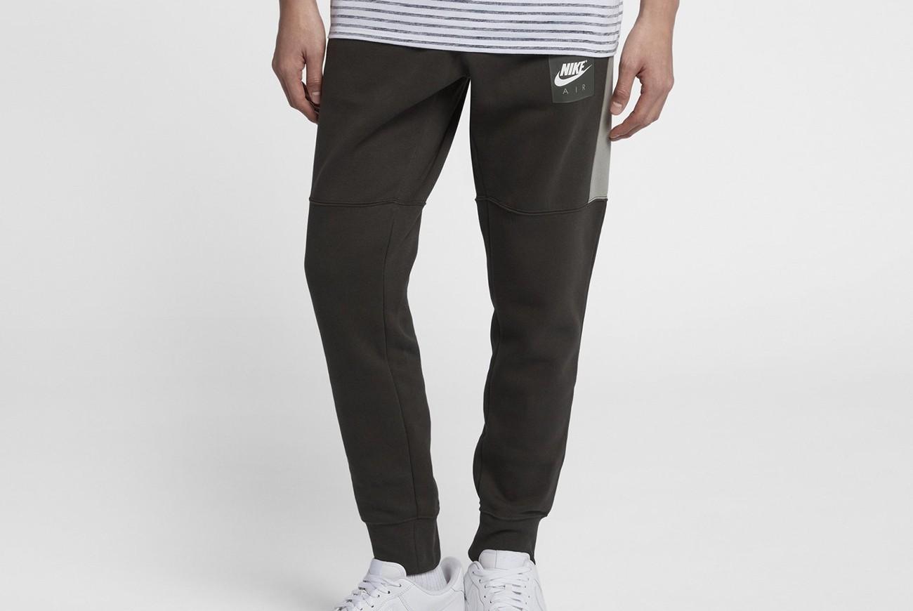 Spodnie M NSW JGGR AIR FLC