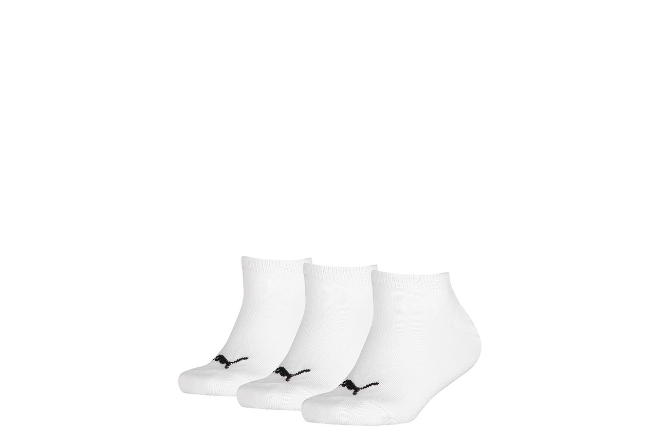 Skarpety PUMA KIDS INVISIBLE 3P white