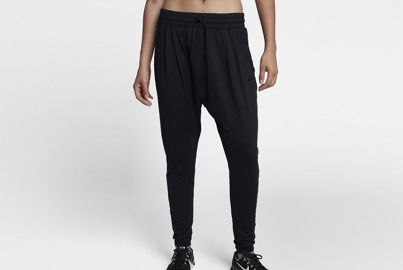 Spodnie W NK FLOW LX PANT