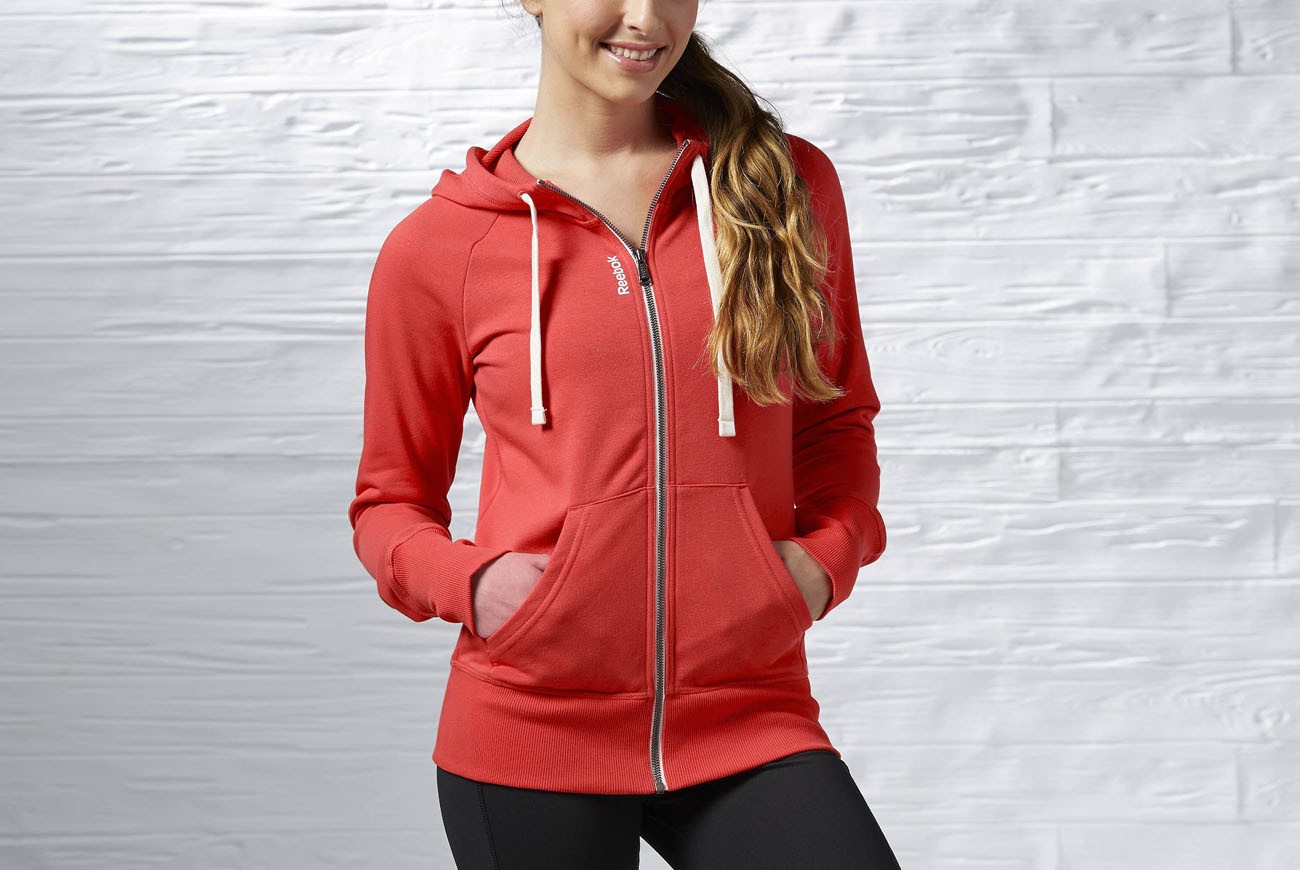 BLUZA EL FT FULL ZIP