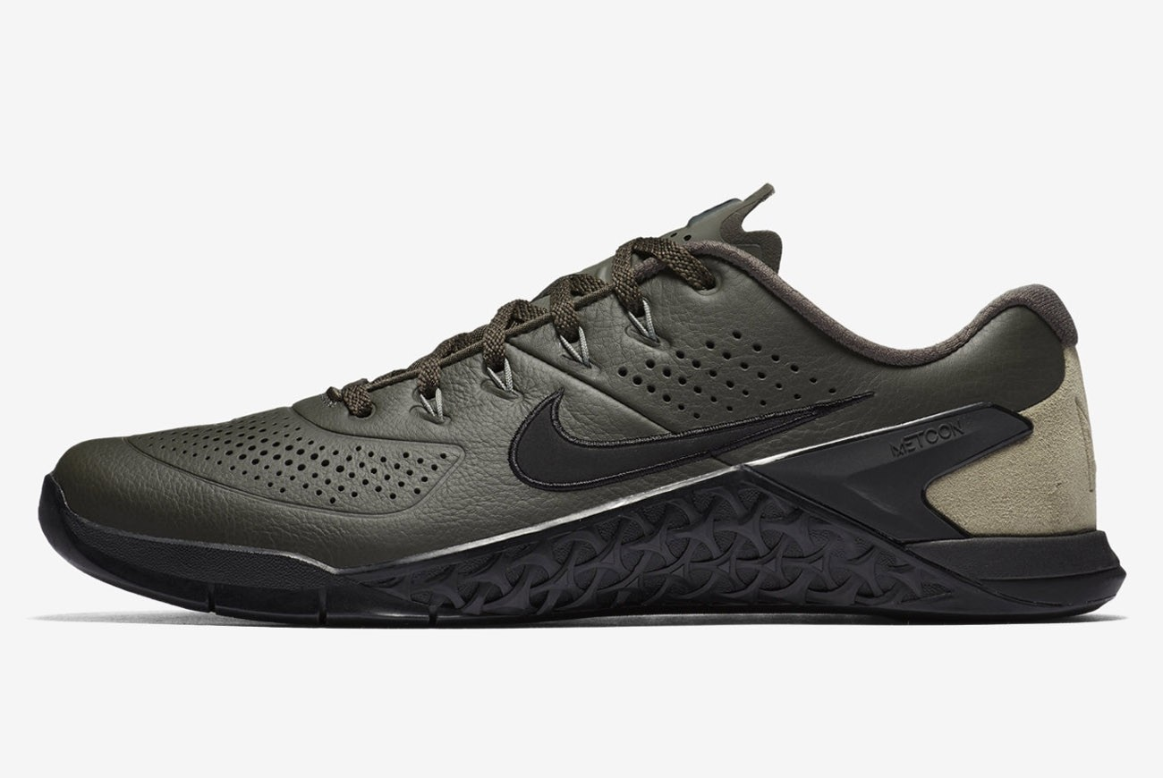 Buty NIKE METCON 4 AMP LEATHER
