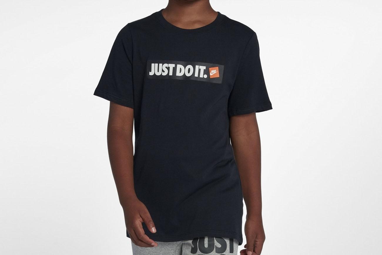 Koszulka B NSW TEE JDI BUMPER STICKER