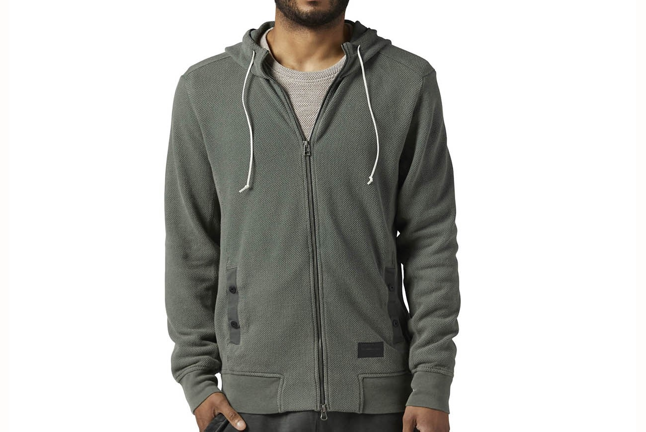 BLUZA Noble Fight Washed Hoodie
