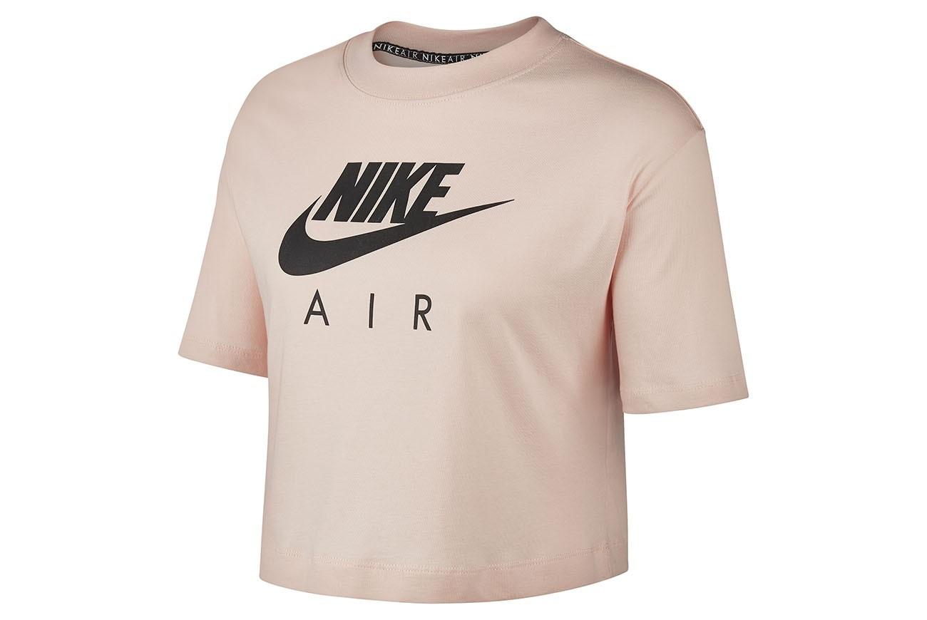 Koszulka W NSW AIR TOP SS