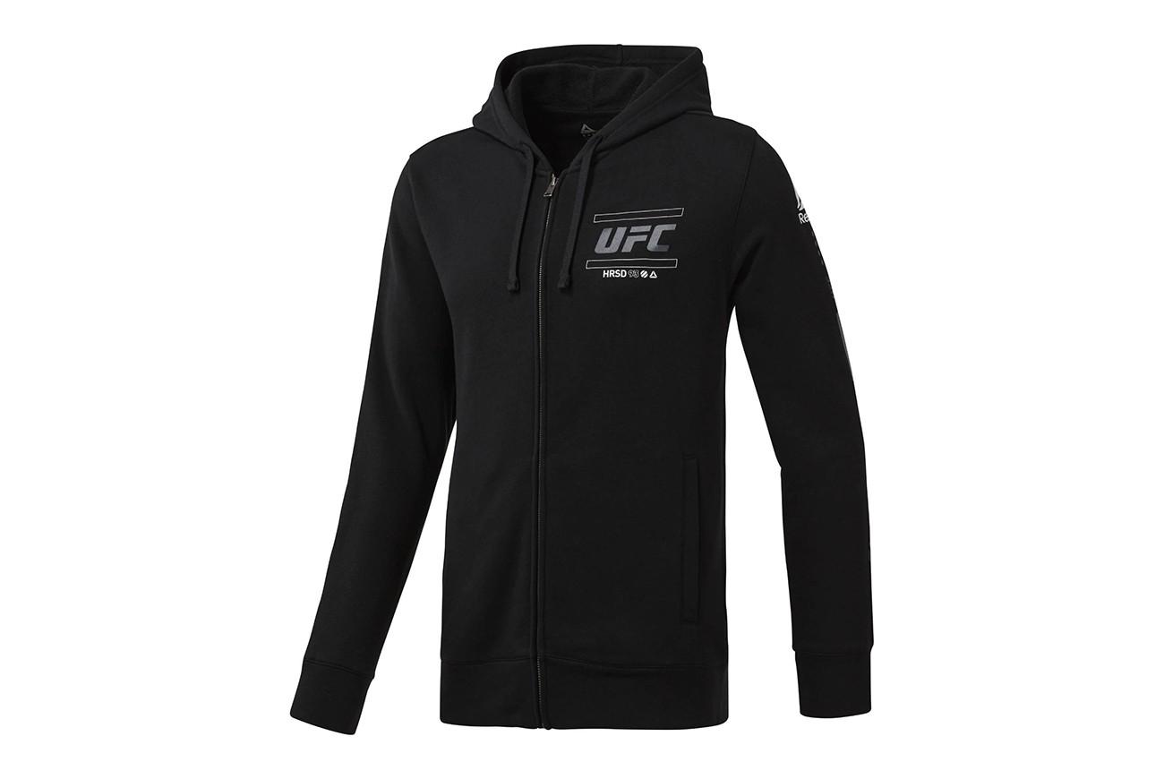 BLUZA UFC FG ZIP HOODIE