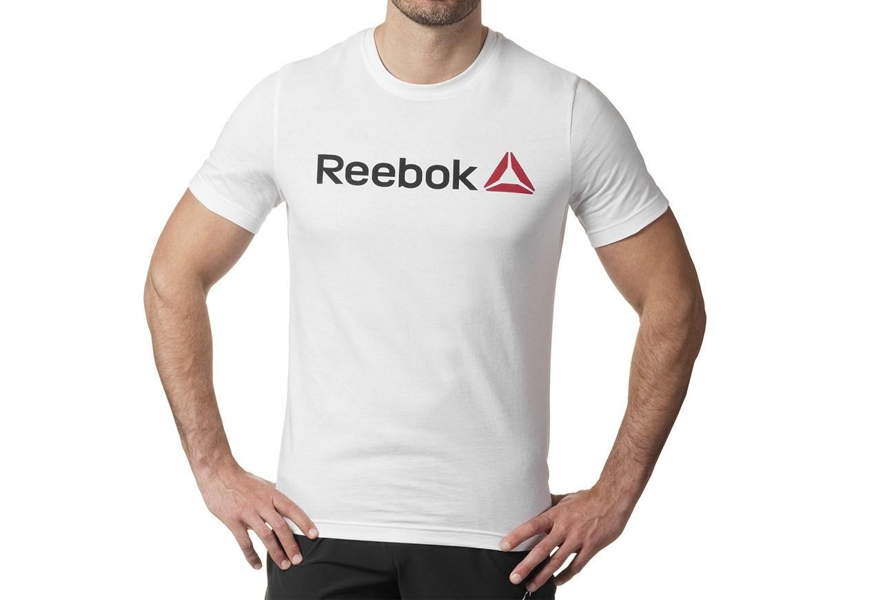KOSZULKA QQR- Reebok Linear Read