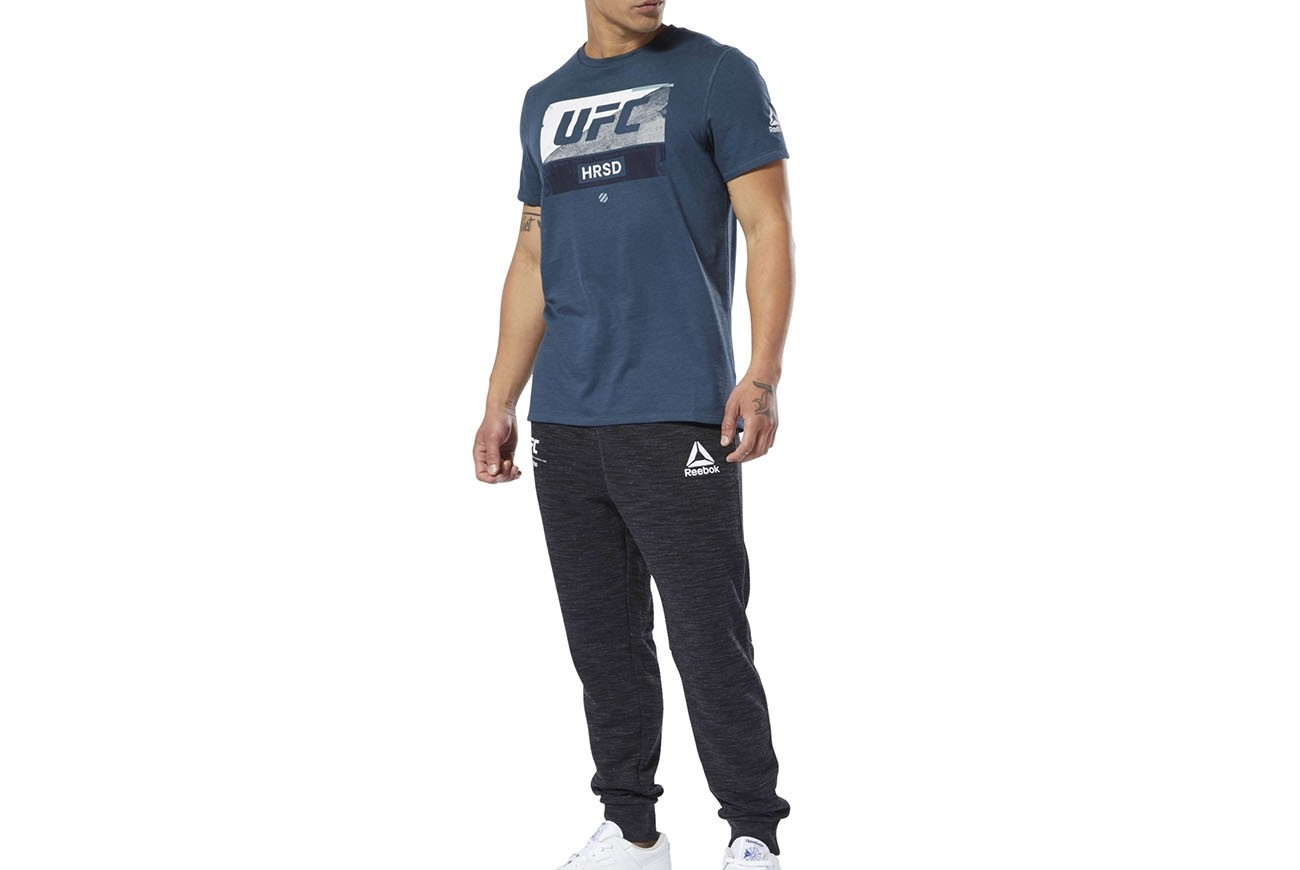 SPODNIE UFC FG FIGHT WEEK JOGGER