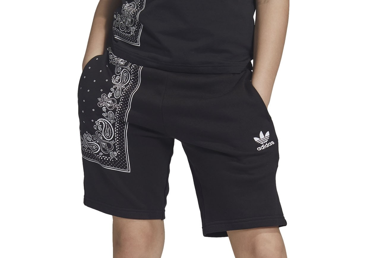 SZORTY BANDANA SHORT