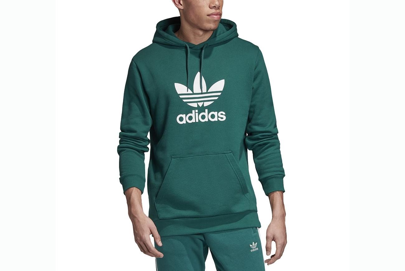bluza Adidas TREFOIL (CW1242) | Mężczyźni  Odzież Odzież