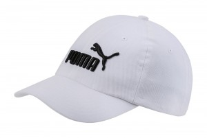 Czapka ESS Cap Jr Puma White-No,1