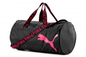 Torba AT ESS barrel bag Puma Black-Pink