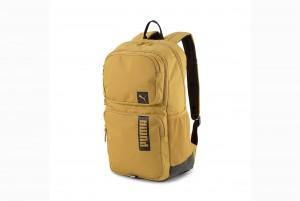 plecak PUMA Deck Backpack II Mineral Yel