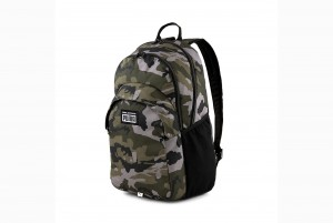 plecak PUMA Academy Backpack Forest Nigh
