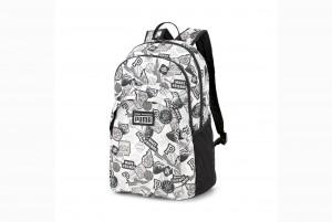 plecak PUMA Academy Backpack Puma White-