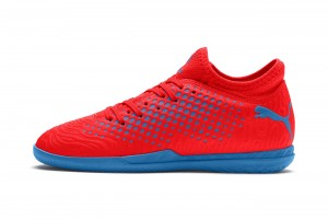 Buty FUTURE 19.4 IT Jr Red Blast-Bleu Azur