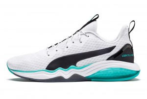 Buty LQDCELL Tension Puma White-Blue Tur