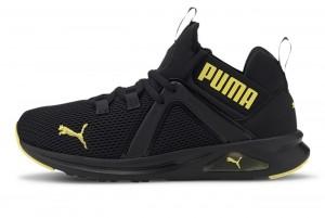 Buty Enzo 2 Weave Jr Puma Black-Meadowlark