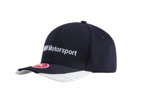 Czapka BMW MTS sharknose cap Team Blue-P