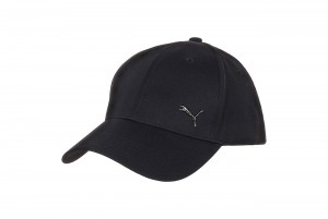 Czapka PUMA Metal Cat Cap Puma Black