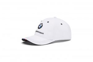 Czapka BMW M BB Cap Puma White